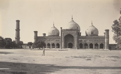 The Imperial Mosque, Lahore.